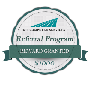 STI's Referral Program